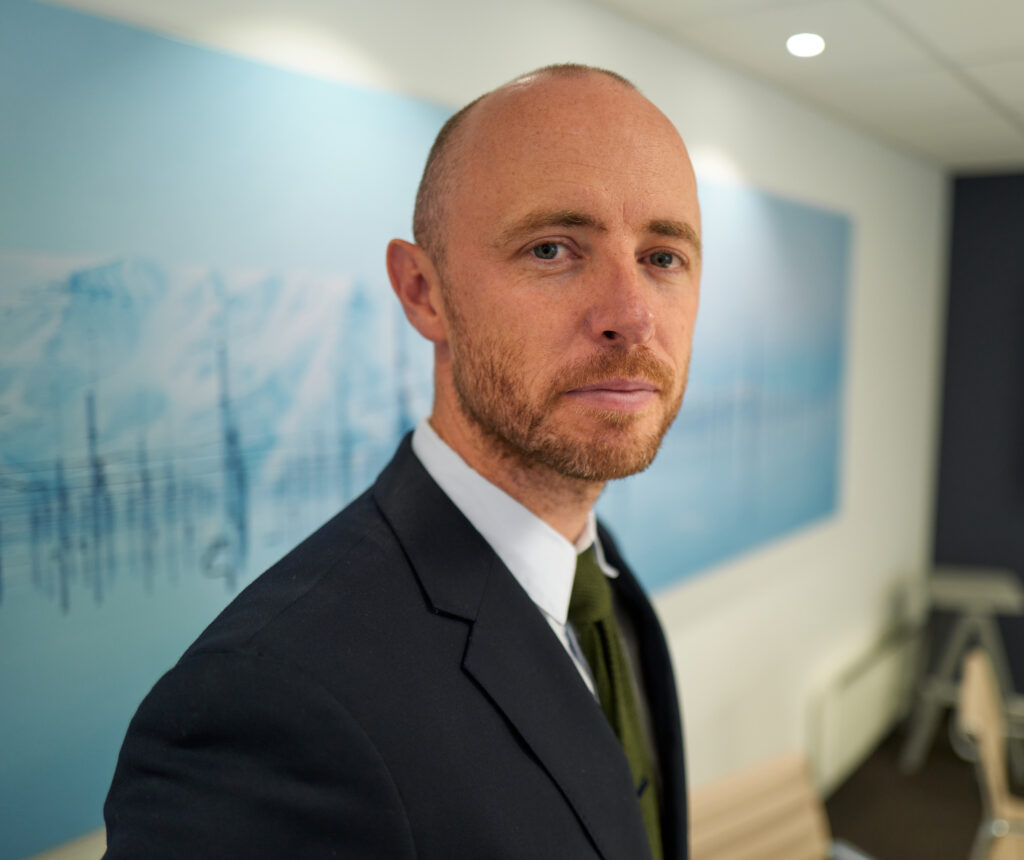 Advokat Carl Christian Thon Nordengen i Oslo Advokatkontor AS - Foto: Glenn Ulrik Halvorsen