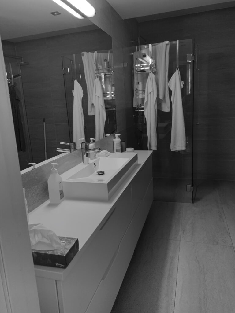 Bad gir ofte prisavslag ved boligtvister. Foto Glenn Ulrik Halvorsen