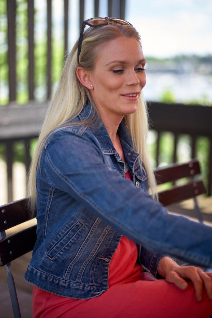 Senioradvokat Tine Beate Eriksen er ekspert på boligtvister. Foto Glenn Ulrik Halvorsen